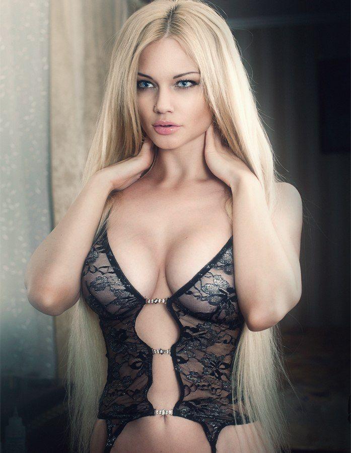 Lina Rudenko | Belleza Salvaje | Pinterest | Girls girls ...
