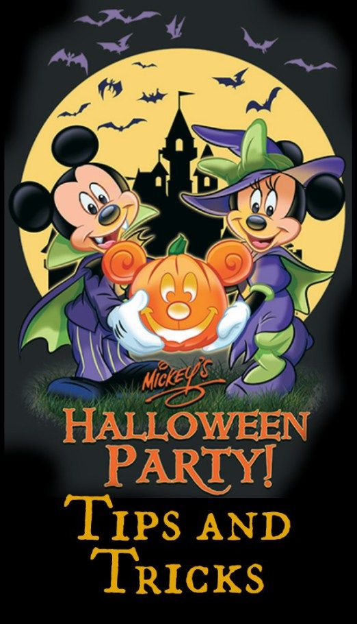 Mickey's Halloween Party Disneyland 2019 Guide: Tips. Dates. Prices | Mickey halloween party. Disney halloween parties. Disneyland mickey's ...