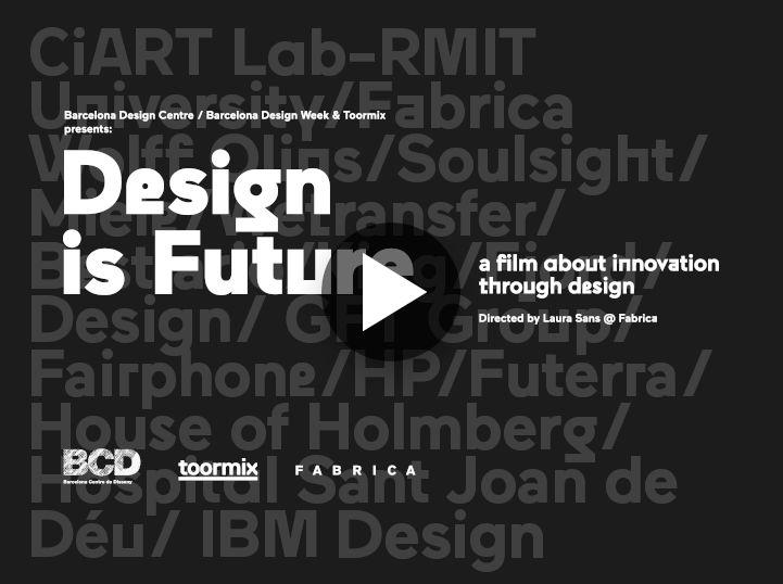 "Consulta este proyecto @Behance: ""Design is Future Documentary"" https://www.behance.net/gallery/44999833/Design-is-Future-Documentary"