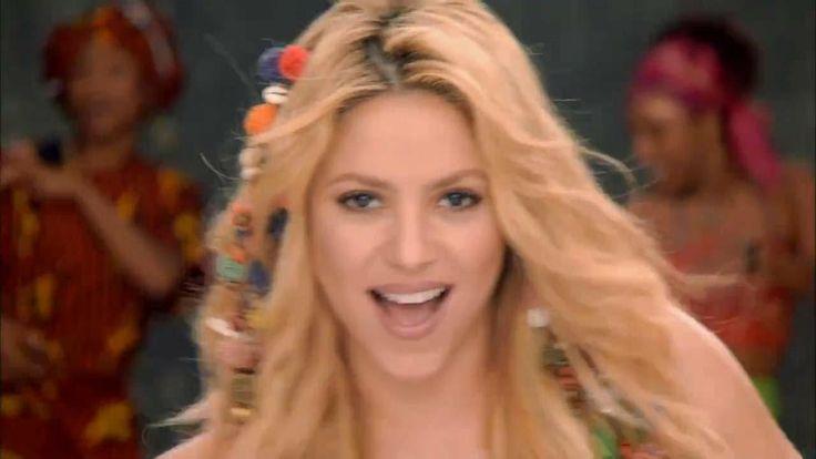 Shakira Dance Megamix 2014