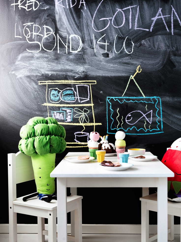 SUNDVIK Play Table And Chairs From Ikea Playroom Pinterest