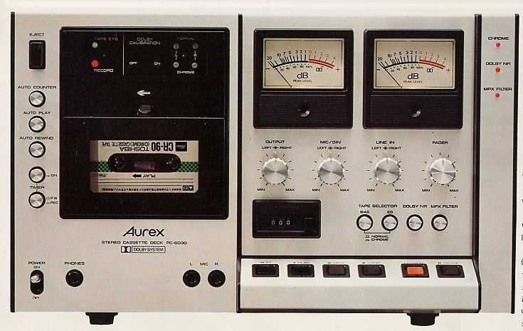 Aurex PC-6030