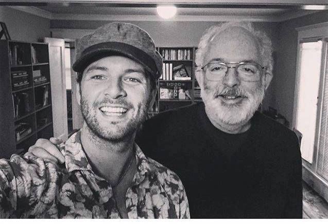with Eagles songwriter, Jack Tempchin