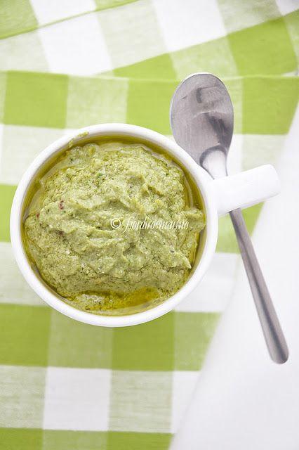 Fiordirosmarino: Pesto di broccoli