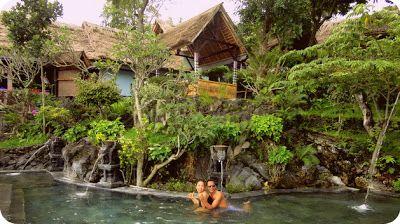 Perjalanan Tak Berujung: ku Ikuti Jejakmu Hingga Danau Batur