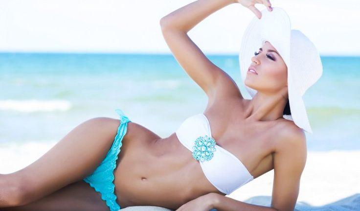 4 alaktípus, 4 fürdőruha fazon - Így válaszd ki a hozzád illő bikinit!