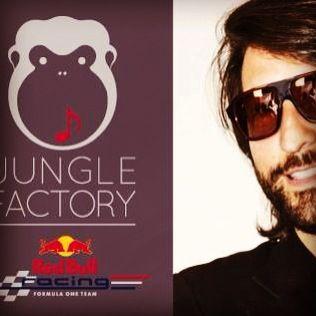 Jungle Factory Redbull Night. Gaetano Rusdo Special  Guest dj&minister of The night
