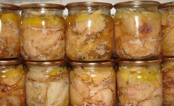 Dusené kura v zaváranine. Skvelé jedlo, ktoré vám vydrží ešte veľmi dlho | Báječný život