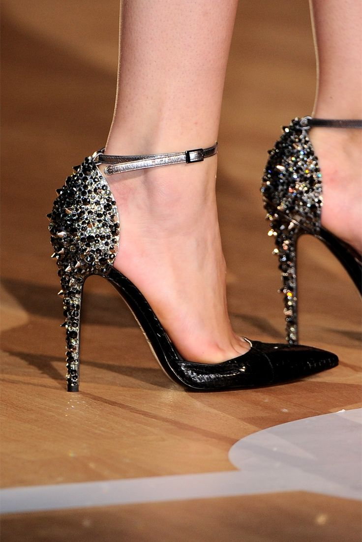 Sparkle #shoes #heels #fashion