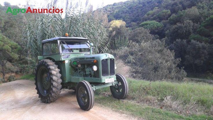 Venta de Tractor agrícola Ebro Fordson Major en Barcelona