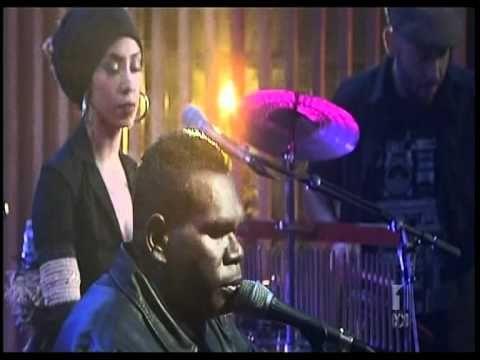 Geoffrey Gurrumul Yunupingu & Blue King Brown - Gathu Mawula Revisited