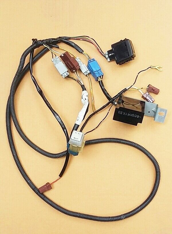 Jdm 90 93 Honda Accord Cb3 Cb4 Cb7 Sm4 Switch Harness System For Parking Pole Honda