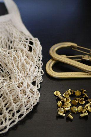 DIY Net Bag | 41 Amazing Free People-Inspired DIYs