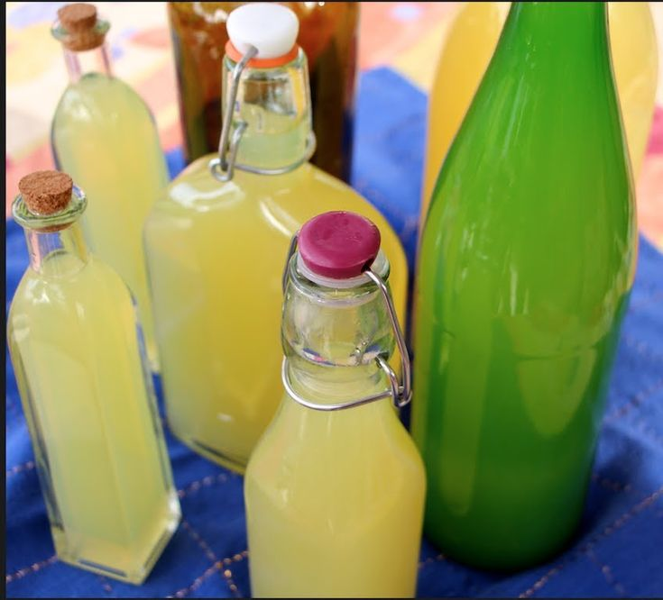 How to make Homemade Limoncello- Authentic Limoncello Recipe