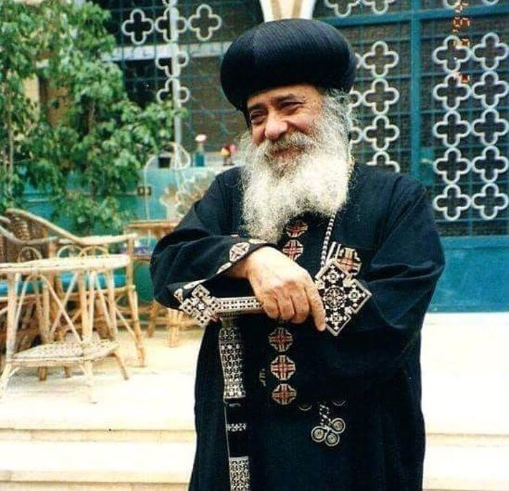 """""""Sow the seed of love even in the most barren soil; water it with patience and enduring hope, and leave it to the Lord who will make it grow."""" - H.H. Pope Shenouda III,"""