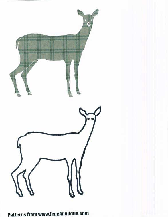Free Applique Patterns | Animal Patterns Page 2 | Applique ...