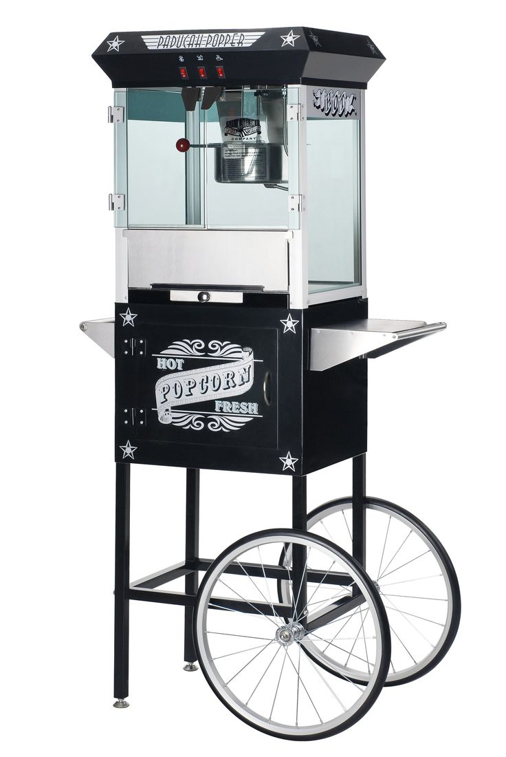 Great Northern Popcorn Paducah 8 Ounce Antique Popcorn Machine with Cart & Reviews | Wayfair