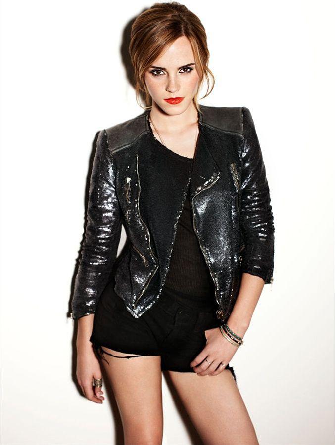 Emma Watson, photoshoot by Alex Lubomirski, 2012.