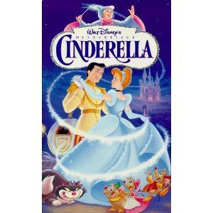 Cinderella was my go-to movie back in the day.