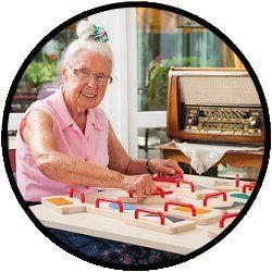 Spiele fuer Senioren