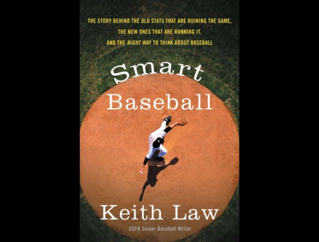 """Former MLB scout and current ESPN baseball writer Keith Law chats with WTOP about his new book """"Smart Baseball."""" Listen to the interview."""