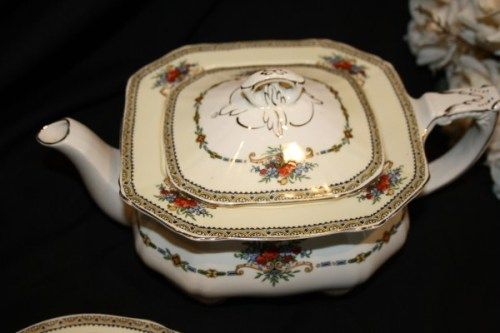 "Other Antiques & Collectables - Rare Alfred Meakin Harmony Cowes"" Teapot for sale in Pennington (ID:248586329)"