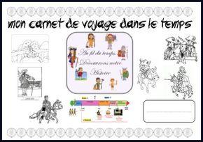 Le carnet de voyage à travers le temps version2 - Chez Maliluno