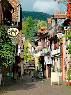 Brothers Grimm, fairy tale road - Germany