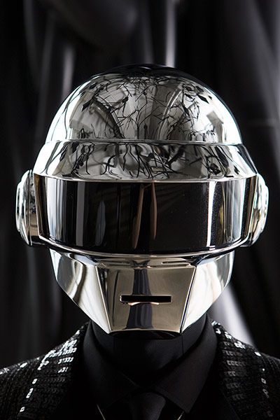 Daft Punk: Thomas Bangalter. Photograph: Murdo MacLeod for the Observer Magazine