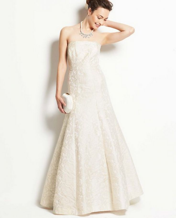 Stunning Ann Taylor Wedding Dresses for 2014 | Team Wedding Blog #weddingdress #weddingdresses #anntaylor