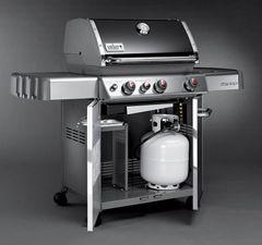 Weber E 330 Natural Gas Grill - Genesis