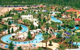 River Island at Holiday Inn Club Vacations at Orange Lake Resort - Orlando, Florida