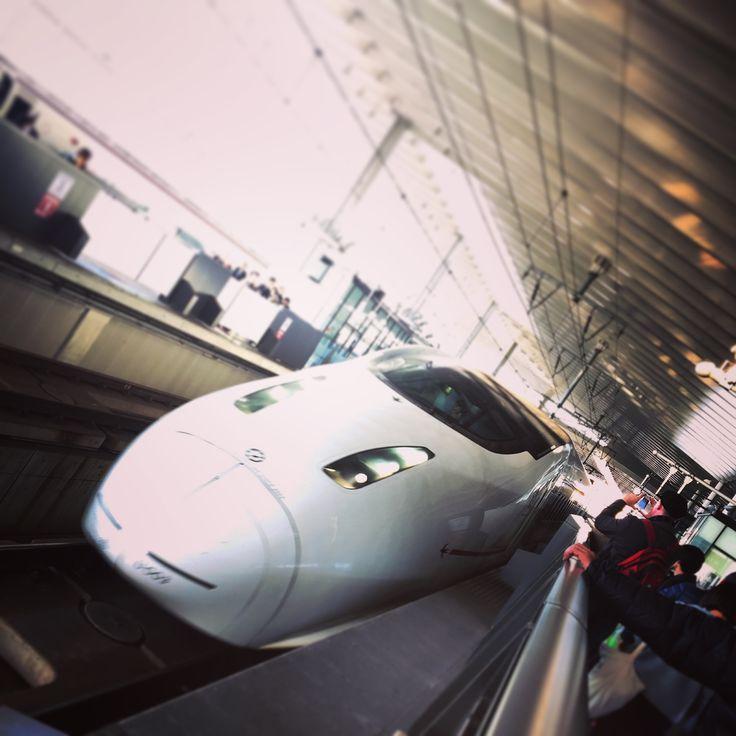 九州新幹線 さくら 初体験 いざ鹿児島へ