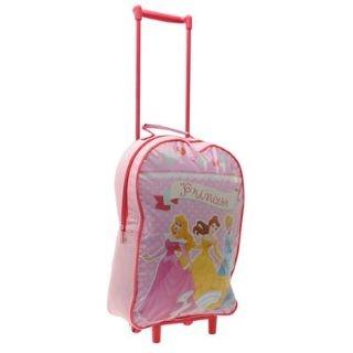 Kids Disney Trolley Case £7.99 #kidssuitcase #girlssuitcase http://www.mrluggage.com/disney-trolley-girls-708016