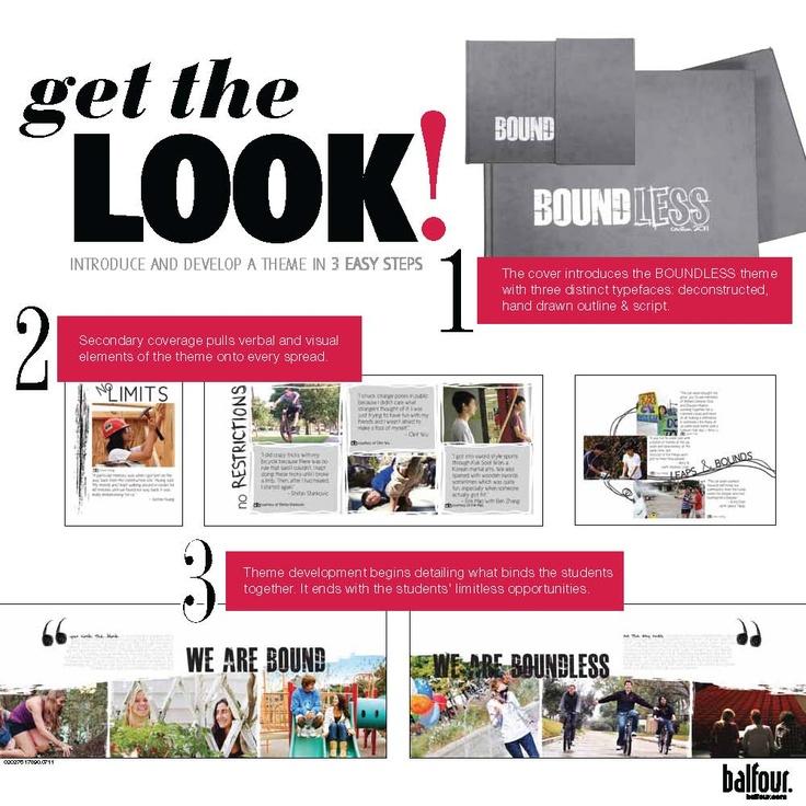 get the look yearbook themeyearbook designyearbook ideasyearbook - Yearbook Design Ideas