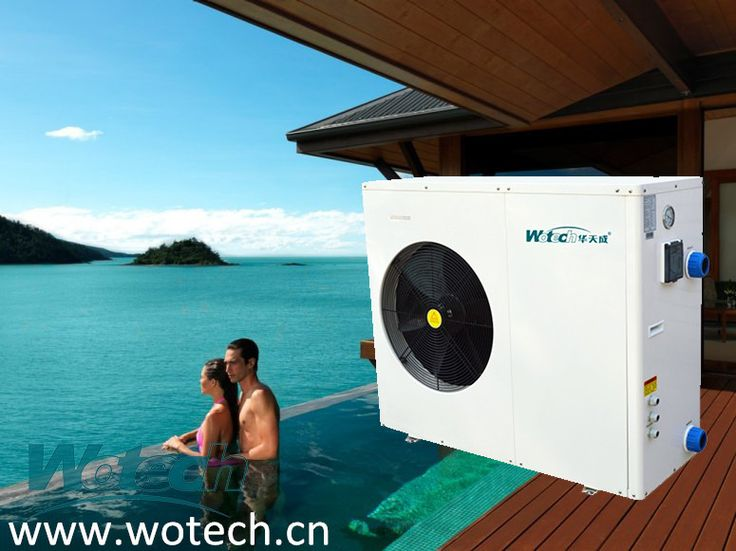 288 best images about heat pumps of wotech on pinterest for Koi pond swimming pool pump