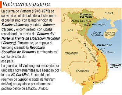 1959 a 1975 - Guerra del Vietnam