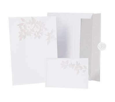 Great Papers Pearl Leaves Invitation Kit 50 Count At Office Depot U0026  OfficeMax.