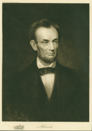 On Nov 6, 1860, Abraham Lincoln was elected president. Francis Grierson, a