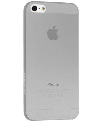 Horny Protectors iP50008 ULTRAslim - Carcasa para iPhone 5, color gris - http://www.tiendasmoviles.net/2015/09/horny-protectors-ip50008-ultraslim-carcasa-para-iphone-5-color-gris/