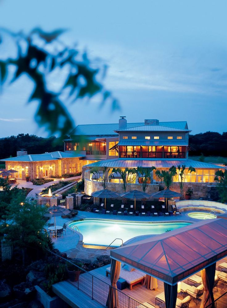 Spa march madness 64 favorite usa spa resorts lakes for Best spa retreats in usa