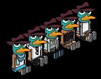 Allemaal Enable 78 (Perry het Vogelbekdier)