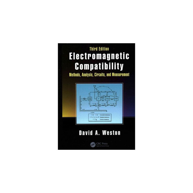 Electromagnetic Compatibility : Methods, Analysis, Circuits, and Measurements (Revised) (Hardcover)