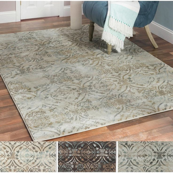 Admire Home Living Plaza Brazil Area Rug (7'10 x 10'6)