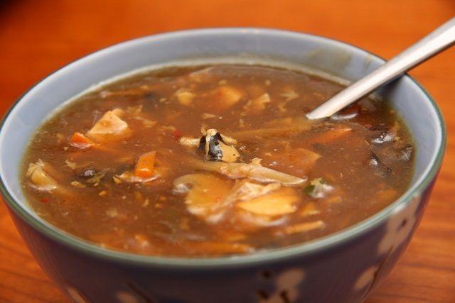سی شیان ہاٹ سوپ بنانے کا طریقہ ...اُردو پوائنٹ پکوان