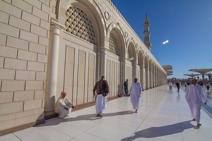 Beautiful of #Madinah #10. Photo by Adhi Rachdian
