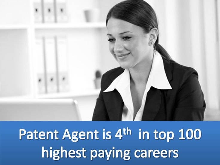 In accordance with the research conducted by Payscale recently, The patent agent is at number 4 among top 100 most rewarding careers in USA when it comes to salaries and job satisfaction. http://patentinindia.com/patent-agents-are-one-of-highly-paid-professionals/