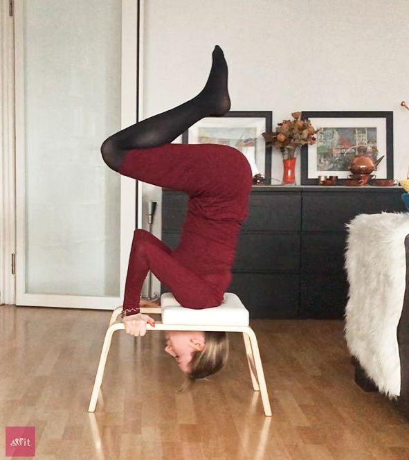 Rabatt Code Yoga Kopfstand Rabattcode Feetup Kopfstand Lernen