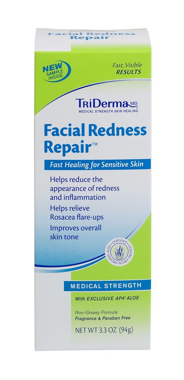 For those suffering from red, irritated or sensitive skin in the winter. Recommended by dermatologists, this highly specialized, non-greasy cream can help provide fast healing and soothing relief.