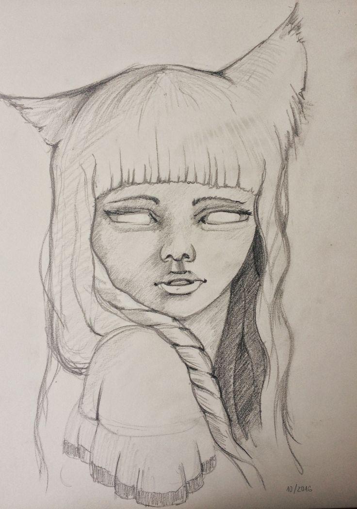 Foxy witch